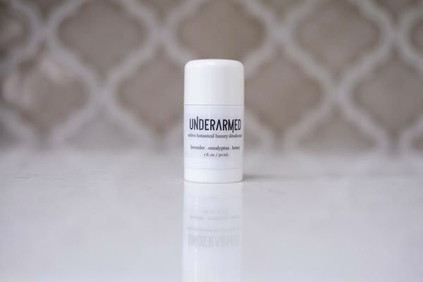 Underarmed - Aluminum-Free Natural + Organic Deodorant (1 oz / 30 ml)