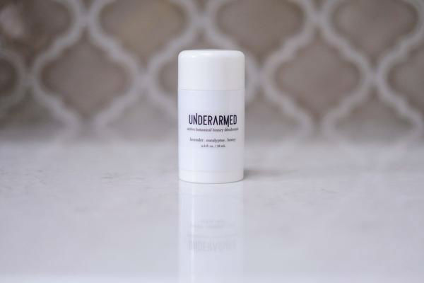 Underarmed - Aluminum-Free Natural + Organic Deodorant (2.6 oz / 78 ml)