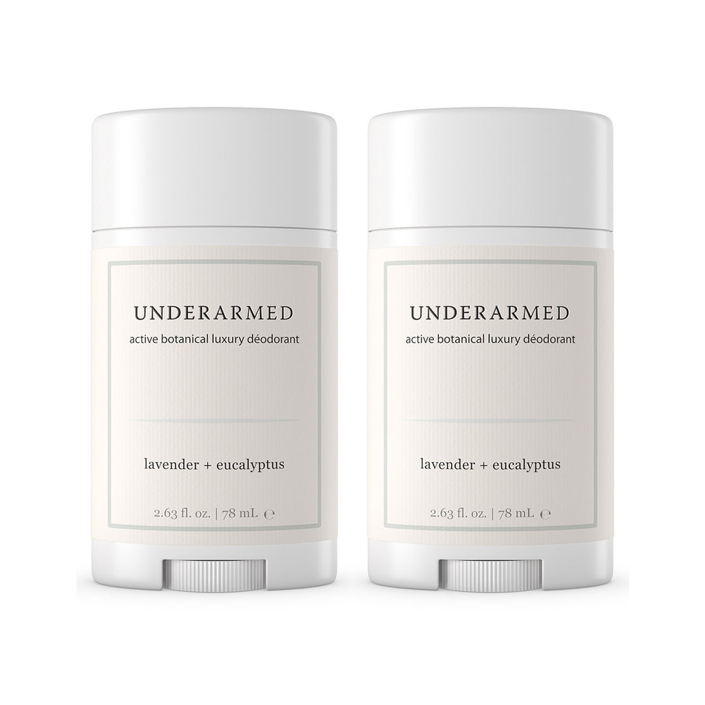 Underarmed Two Pack (2 x 2.6 oz)
