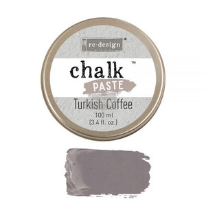 Turkish Coffee Chalk Paste