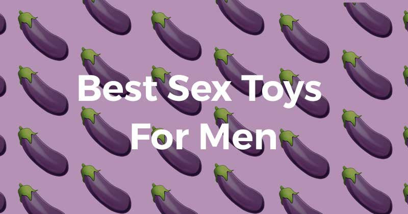 best sex toys for men