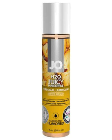 System JO Lubricant JO H2O Flavored Lubricant 1oz. - Juicy Pineapple
