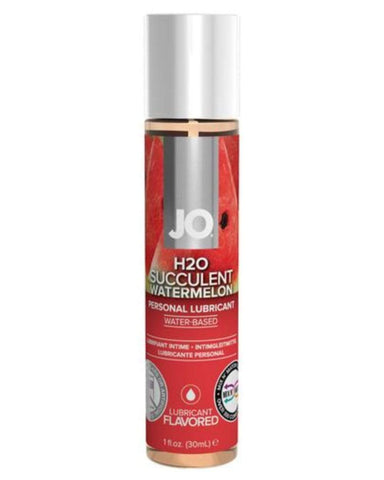 System JO Lubricant JO H2O Flavored Lubricant 1oz. - Watermelon