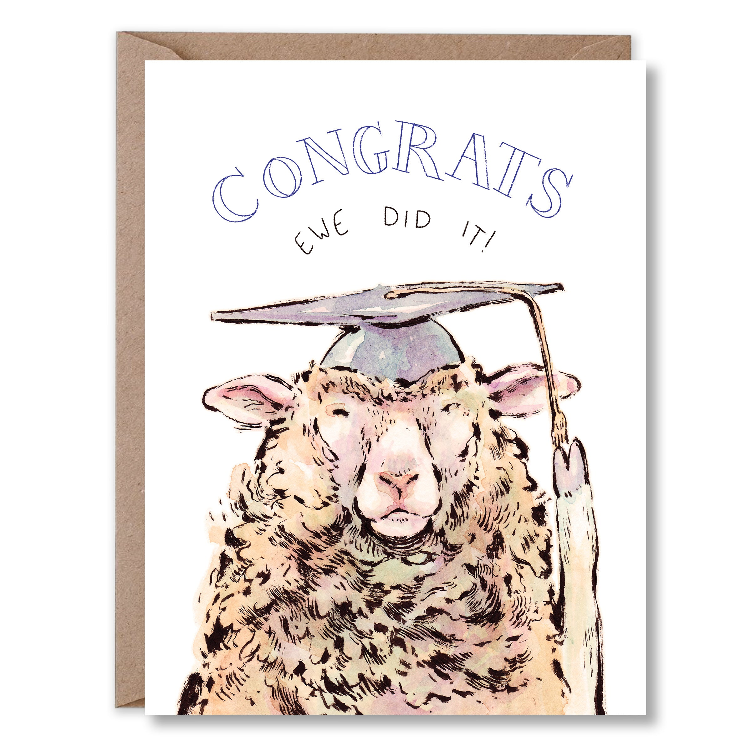 Congrats Ewe Did It!