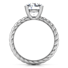 Solitaire Engagement Ring Ellery 14K White Gold