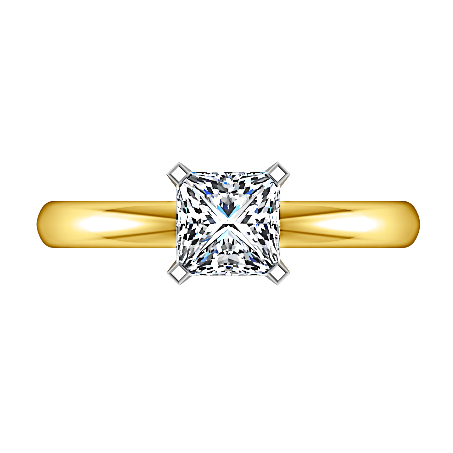 engagement yellow rings high vaa gold ring wedding quality diamond