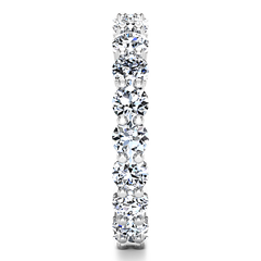 Eternity Ring Vogue  1.68 Cts 14K White Gold
