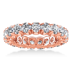 Eternity Ring Amyarullis 1.6 Cts 14K Rose Gold