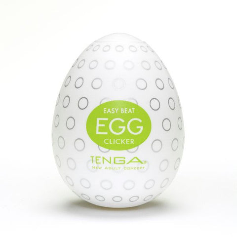 Tenga Egg, Clicker, 6 pack - Erotic Wellness