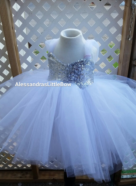 Heidi Custom Couture dress - AlessandrasLittleBow