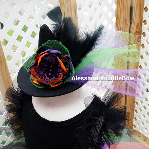 Witches hat - AlessandrasLittleBow