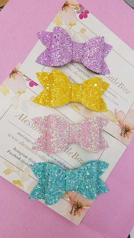Sweet Summer Chunky Bow Set