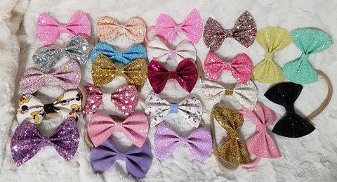 Bow Grab bags - AlessandrasLittleBow