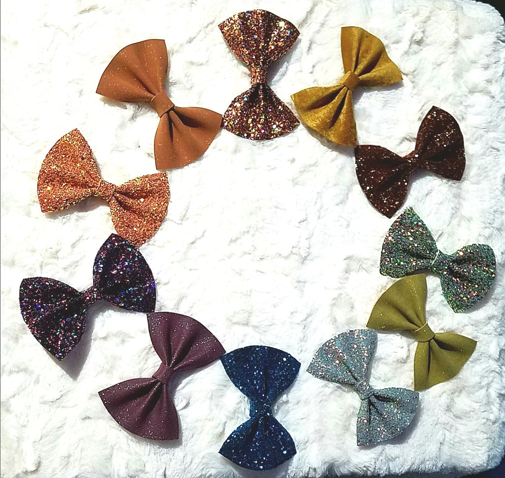 FALLbulous Statement Bows - AlessandrasLittleBow