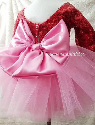 Valentine's Princess Couture dress