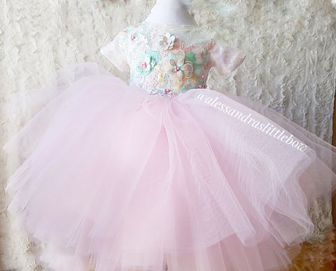 Princess April Couture Dress