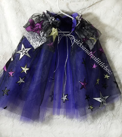 Whimsical Witch Cape
