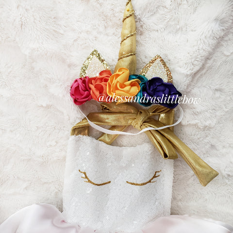 Unicorn headband - Bright Colors