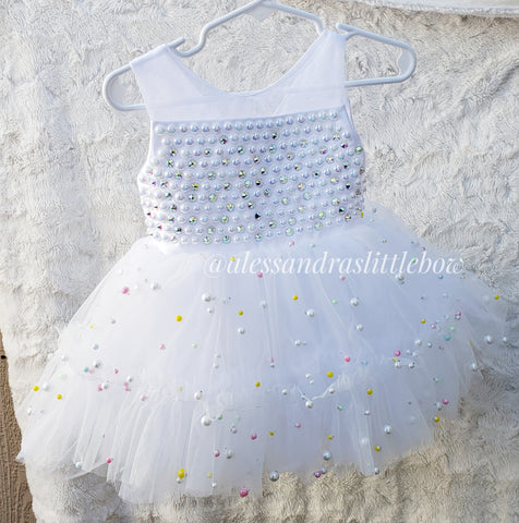 Princess Claire Couture Dress