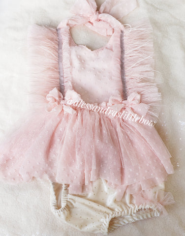 Blush whimsical Boho Set