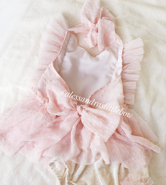 Blush Butterfly Boho Set