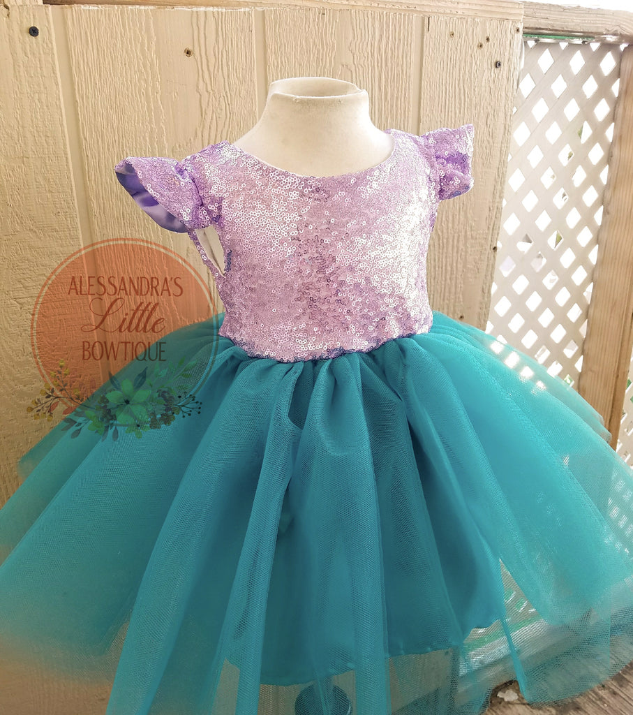 Princess Melody couture dress