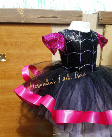 Vampirina couture dress