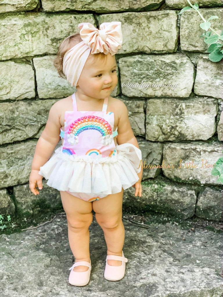 Magical Dreams Romper - AlessandrasLittleBow