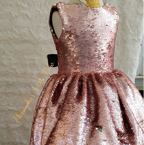 Princess Megan Couture Dress