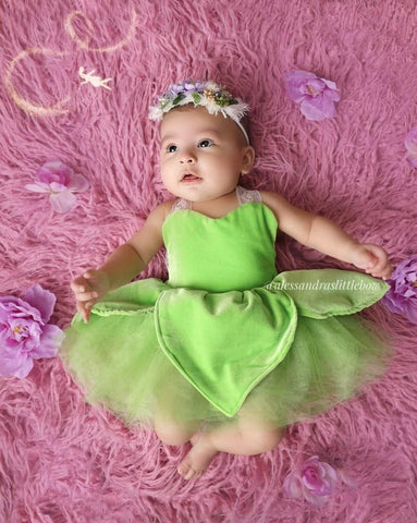 Tinker Belle Luxury Romper