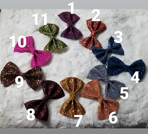 Fabulous Statement bows - AlessandrasLittleBow