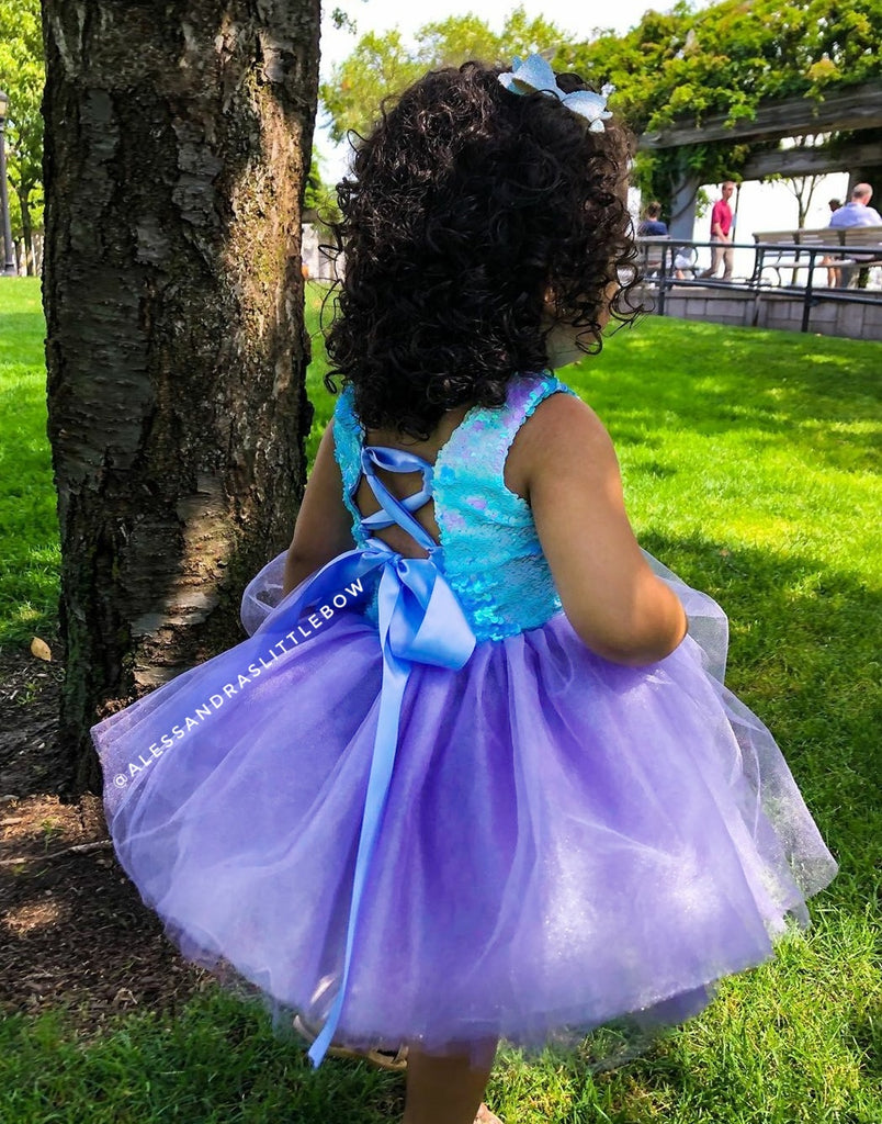 Princess Sophie Couture dress - AlessandrasLittleBow