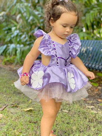 Princess Sofia inspired Luxury Romper