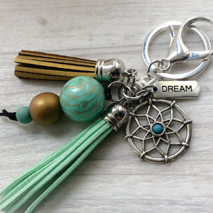 Tassel keyring - Dream