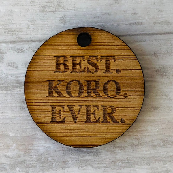 Add on tag - best Koro ever