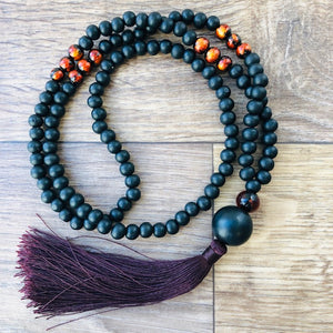 Tassel necklace  - Marotiri