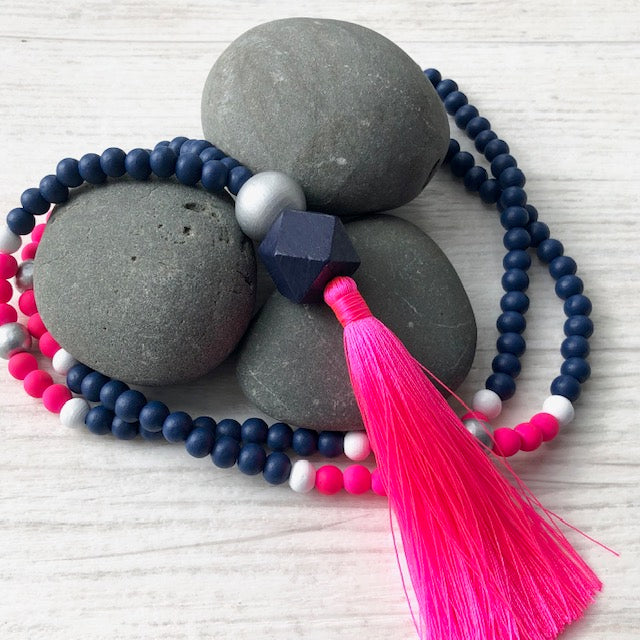 Tassel necklace - Hatea