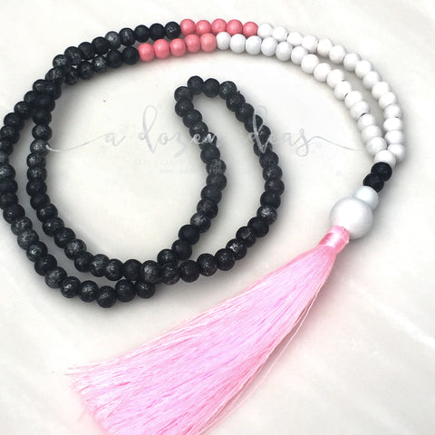 Tassel Necklace - Bunnythorpe