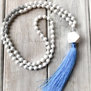 Tassel Necklace - Akaroa