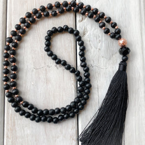 Tassel necklace - Devonport