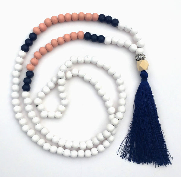 Tassel Necklace - Mackenzie