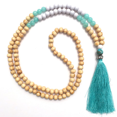 Tassel Necklace - Nic's Design - Cathedral Cove