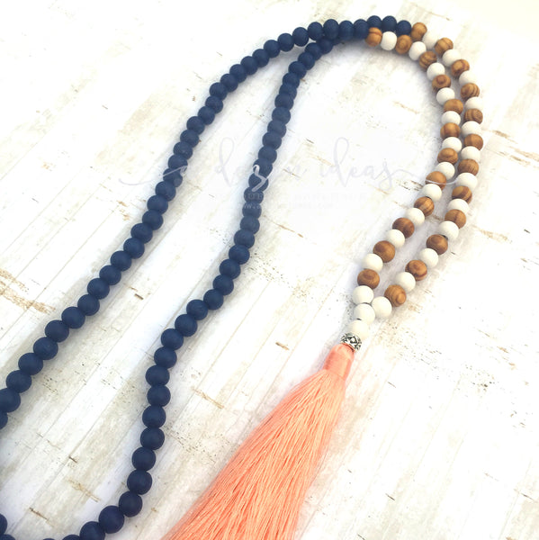 Tassel Necklace - Ruawai