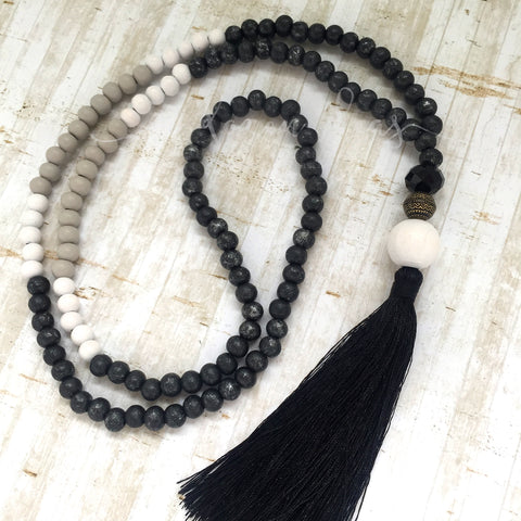Tassel Necklace - Nic's Design - Macrae II