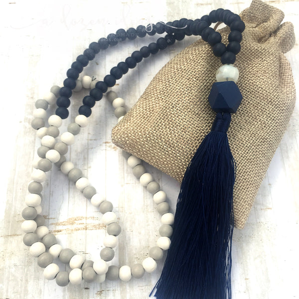 Tassel Necklace - Bethells