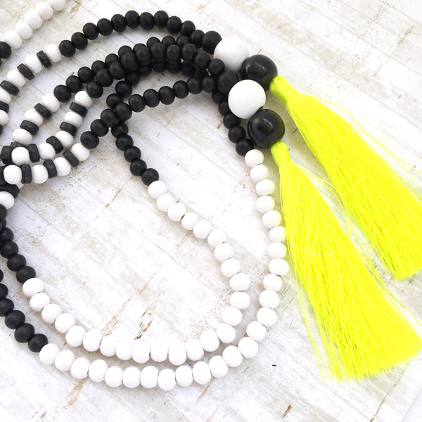 Tassel Necklace - Nic's Design - Hagley Park