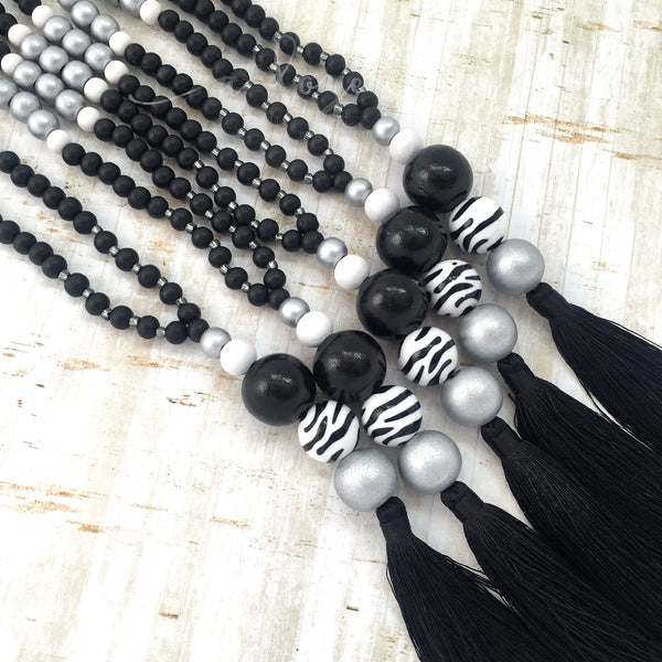 Tassel Necklace - Fenchurch Street