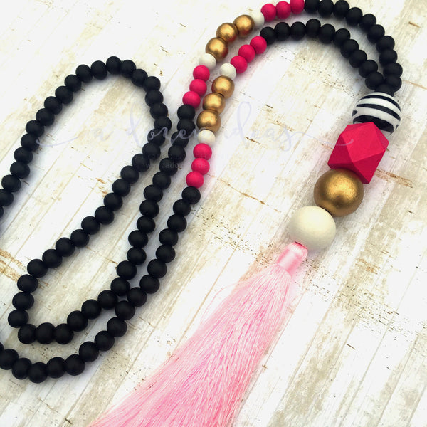 Tassel Necklace - Newmarket