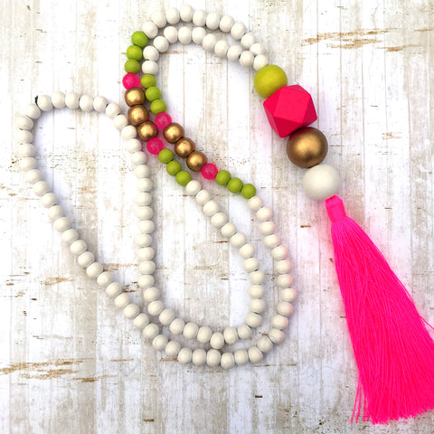 Tassel Necklace - Merivale