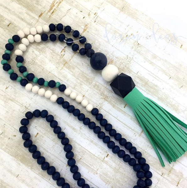 Tassel Necklace - Mount Somers